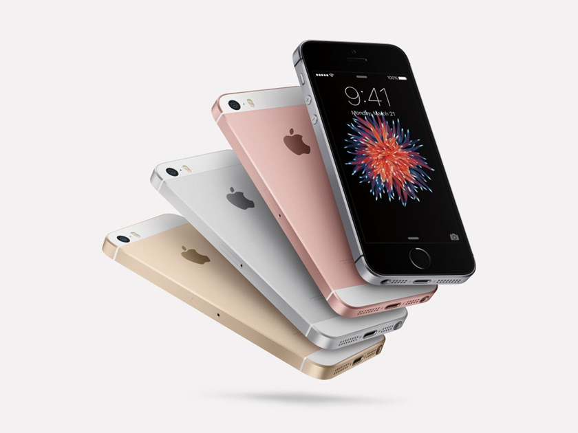 Apple unveils smaller-screened iPhone SE to jump-start sales