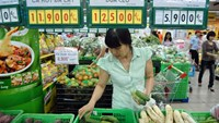 Vietnam inflation up sharply in first quarter