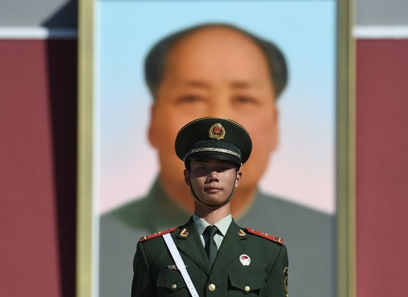 China's official news service does not see the funny side of April Fools' day