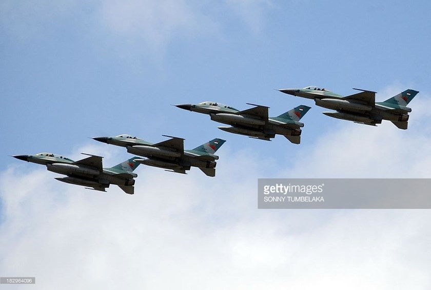 Indonesia will defend South China Sea territory with F-16 fighter jets