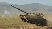 Tanks, heavy artillery deployed in new wave of violence in Nagorno-Karabakh