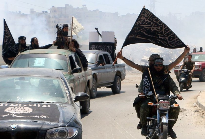 Syria's Qaeda spokesman, 20 jihadists dead in strikes: monitor
