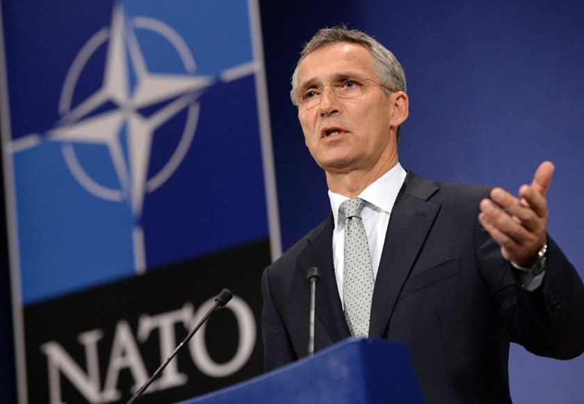 NATO Secretary General Jens Stoltenberg has headed the US-led alliance since 2014