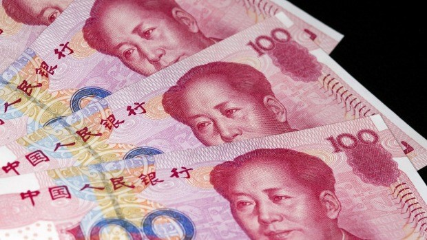 China may have $1.3 trillion of risky loans, IMF report shows