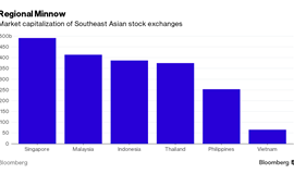 Frontier Vietnam eyes step up to emerging-market big leagues
