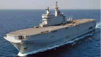 French naval ship to visit Vietnam next week