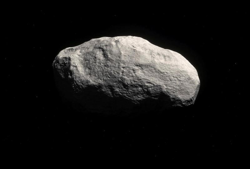 The new comet, known as C/2014 S3, also-called 'Manx' comet, which was discovered in 2014 by the Panoramic Survey Telescope and Rapid Response System, or Pan-STARRS, is shown in this artist rendering released on April 29, 2016. Courtesy M. Kornmesser/ESO/Handout via Reuters