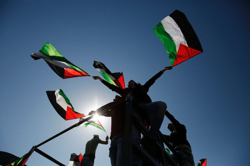 Palestine Liberation Organisation second in command Saeb Erakat has demanded an apology from Eurovision song contest organisers after the Palestinian flag was among a list of banned banners at next month's event in Sweden