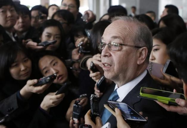 U.S. Assistant Secretary of State for East Asian and Pacific Affairs Daniel Russel. Photo: Reuters