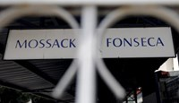 Mossack Fonseca law firm sign is pictured in Panama City, in this April 4, 2016 file photo.