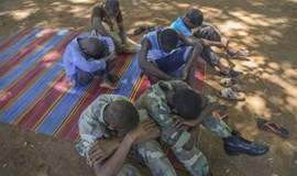 Freeing child soldiers in Central African Republic: 'They have been through hell'