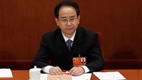 Ling Jihua. Photo by Lintao Zhang/Getty Images