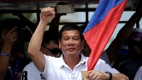 Philippines' president-elect Rodrigo Duterte wants friendly ties with China