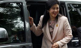 Two years after coup, ousted Yingluck says Thailand's junta must speed up reform