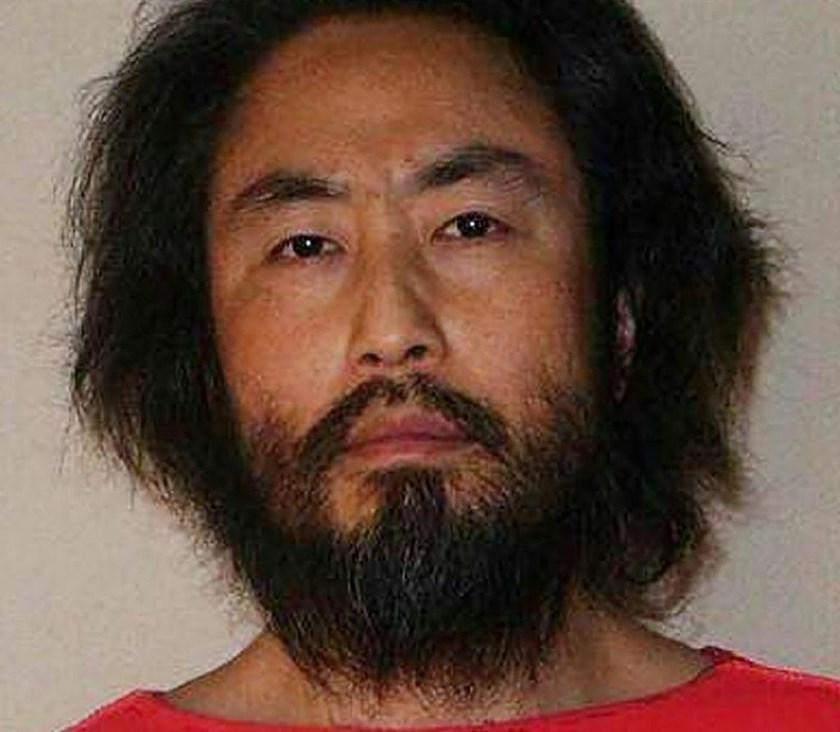 Japanese journalist Jumpei Yasuda has been missing for almost a year