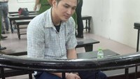 Doan Van Chuyen, 25, was convicted of attempted murder by the People's Court of Hanoi. Photo courtesy of NLD