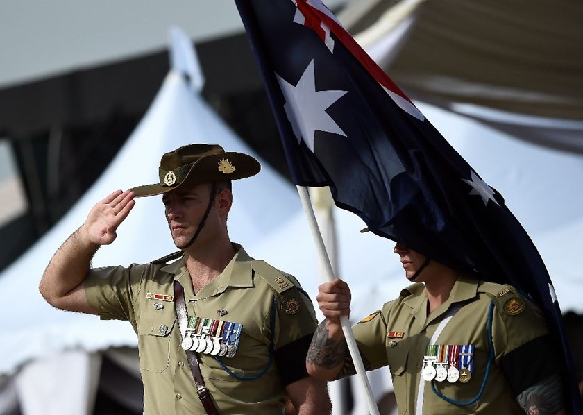 Almost 60,000 Australian military personnel fought alongside the United States in Vietnam, with 521 losing their lives. All remains were returned to Australia, except for 36 in Malaysia and Singapore