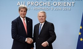 France steps gingerly into Israel-Palestinian peace void