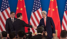 China's Xi opens U.S. talks with plea not to fear disputes