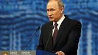 Putin says accepts U.S. is sole superpower, dilutes Trump praise