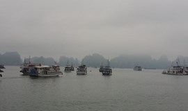 Ha Long Bay tourist boats grounded for overcharging