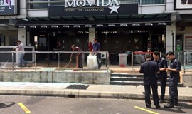 Grenade attack on Malaysian pub wounds eight, police rule out terrorism