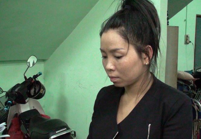 Police allege that Phan Thi Kim Phuong, 30, played a major role in fraudulent acts