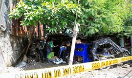 Thirty killed in four days in Philippine war on drugs