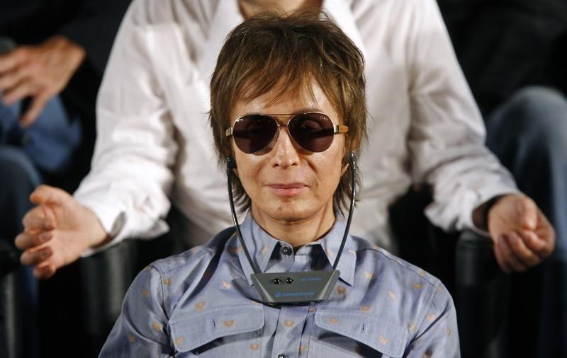 U.S. director Michael Cimino attends a news conference for the film 'Chacun son Cinema' at the 60th Cannes Film Festival May 20, 2007.