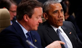 Brexit anxiety eats into NATO summit
