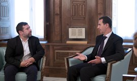 Assad tells EU delegation West's actions in Syria cause terror in Europe