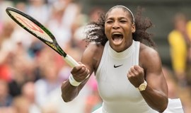 Number 22 and still counting as Serena equals Graf
