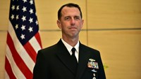 Admiral John Richardson, pictured on October 15, 2015