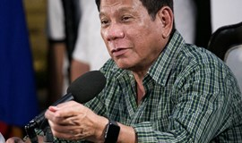 Philippines' firebrand leader treads carefully on sea ruling