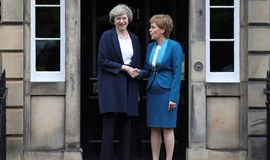 May says won't trigger EU divorce until UK-wide approach agreed