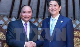 Vietnam, Japan agree South China Sea ruling must be observed: Kyodo