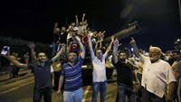 U.S. urges support of Turkey government as world watches coup