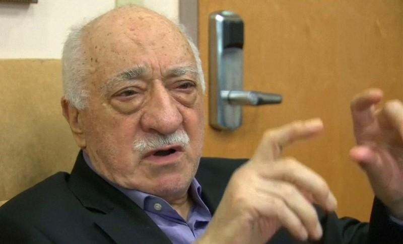 U.S.-based cleric Fethullah Gulen, whose followers Turkey blames for a failed coup, is shown in still image taken from video, speaks to journalists at his home in Saylorsburg, Pennsylvania July 16, 2016.