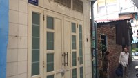 A house in Ho Chi Minh City's Dist. 10 where an Australian national was found dead on Jul. 16