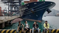 East Asia which holds eight of the world's top ten container ports, now accounts for more than a sixth of global shipping activity and emissions, which are not controlled