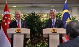 Malaysia, Singapore team up on bullet-train project