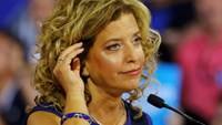 Democratic National Committee (DNC) Chairwoman Debbie Wasserman Schultz