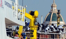Italy says 6,500 migrants rescued since Thursday