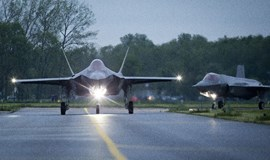 US Air Force declares F-35A fighter jet 'combat ready'