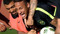 As part of an agreement between Barcelona and the Brazilian federation, Neymar skipped the Copa America to ensure he is fresh for the Olympics