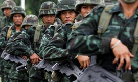 As vote looms, Thailand's powerful army aims to preserve role