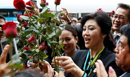 Ousted Thai PM Yingluck defends rice subsidy at criminal trial