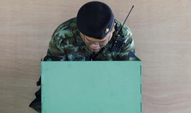 Counting begins after Thais vote on controversial charter