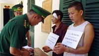 Three caught in central Vietnam for smuggling drugs from Laos