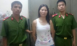 Pickpocket suspect picked up in Hanoi's old quarter